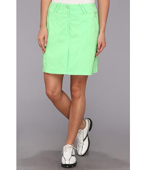 """Fuste DKNY - Carlie 18\"""" Skort - Fiji Green"""