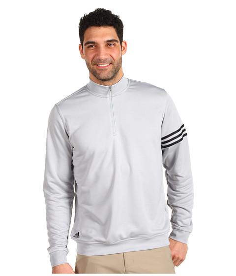 Bluze adidas - ClimaLiteî 3-Stripes Pullover \13 - Chrome/Black