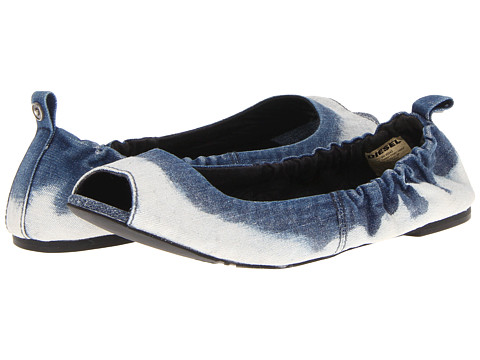 Balerini Diesel - Pointy Girls Tippy Ballerina - Indigo/Blue