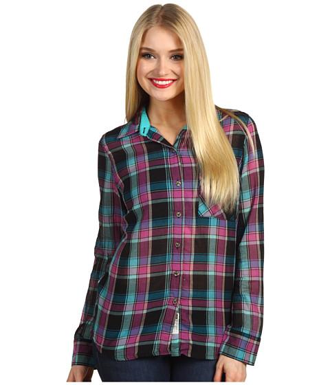 Bluze Hurley - Wilson L/S Shirt (Juniors) - Sunset Pink