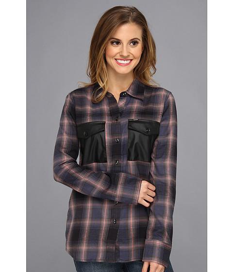 Camasi Hurley - Wilson L/S Shirt (Juniors) - Black