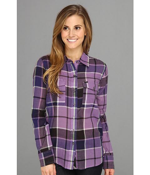 Camasi Hurley - Wilson L/S Shirt (Juniors) - Purple Crush