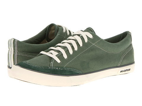 Adidasi SeaVees - 05/65 Westwood Tennis Shoe - Faded Green Canvas