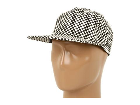Sepci Vans - Checkerboard Snapback Hat - Vintage White Checks