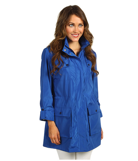 Jachete Tommy Hilfiger - Faux Memory Anorak - Turkish Sea