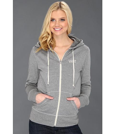 Bluze Vans - Link Zip-Up Hoodie - Graphite Heather