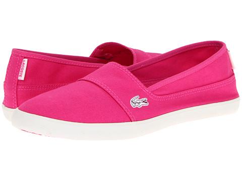 Adidasi Lacoste - Maricejaww - Dark Pink/Dark Pink