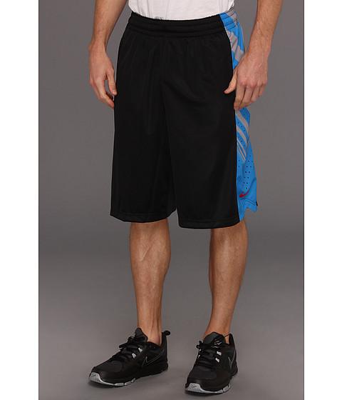 Pantaloni Nike - Sequalizer Short - Black/Photo Blue/Team Orange