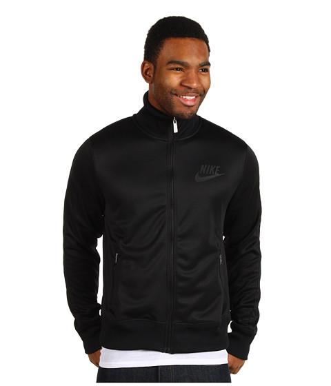 Bluze Nike - HBR Track Jacket - Black/Black/Black