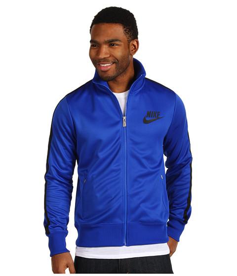 Bluze Nike - HBR Track Jacket - Game Royal/Black/Black