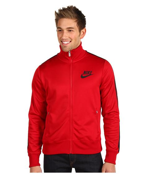 Bluze Nike - HBR Track Jacket - Gym Red/Black/Black