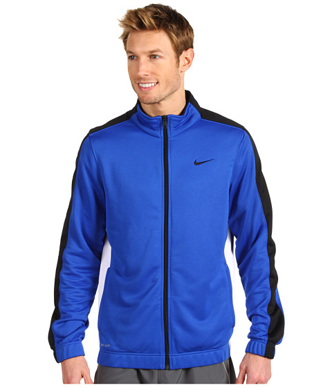Bluze Nike - League Knit Jacket - Game Royal/Black/White/Black