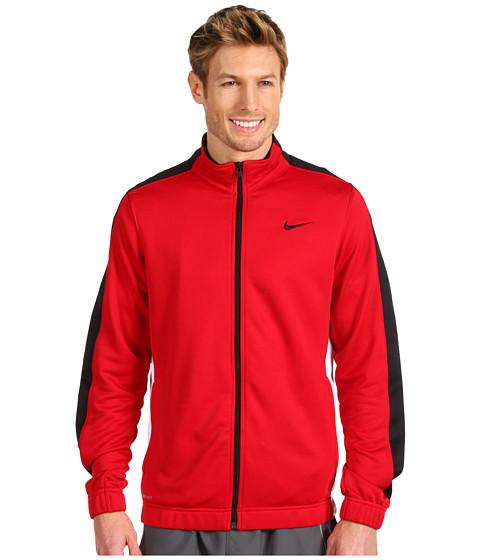 Bluze Nike - League Knit Jacket - Gym Red/Black/White/Black