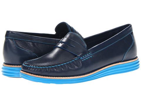 Balerini Cole Haan - LunarGrand Penny - Blazer Blue/Blue Topaz