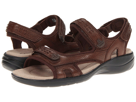 Sandale Clarks - Morse Tour - Brown Leather