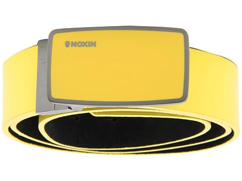 Curele Nixon - Rotoflip Belt - Black/Yellow