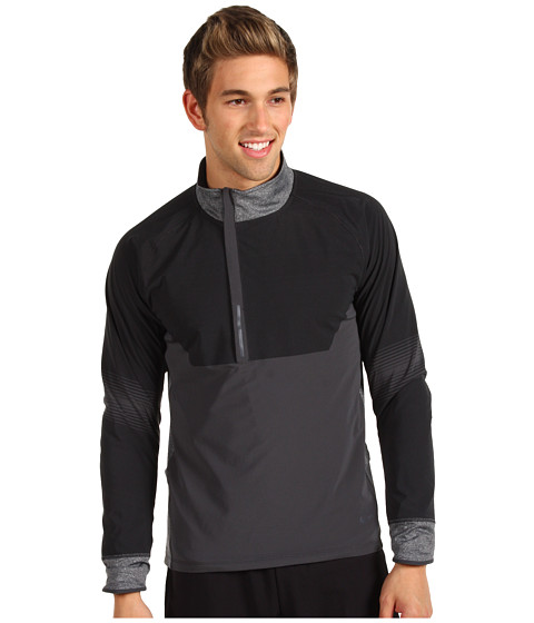 Bluze Nike - Sphere Dry Half-Zip - Anthracite/Anthracite/Heather/Anthracite