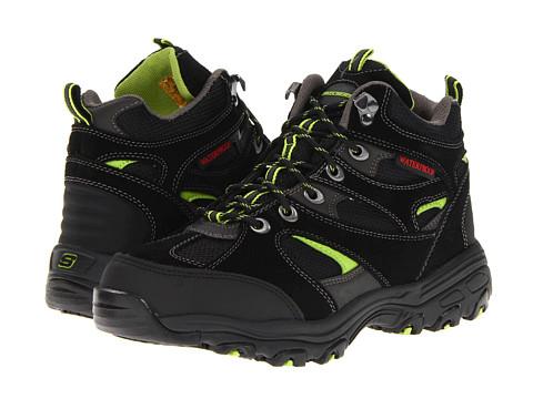 Adidasi SKECHERS - Terrainer - Black