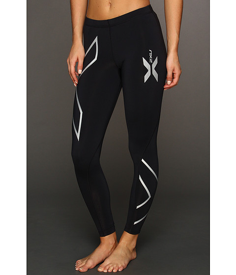 Pantaloni 2XU - Thermal Compression Tight - Black/Black