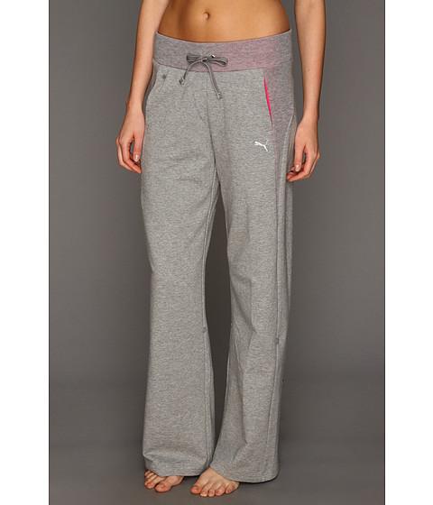 Pantaloni PUMA - Move Loose Pant - Athletic Gray Heather/Cabaret