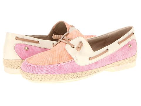 Pantofi Sam Edelman - Sebastian - Pink/White/Orange