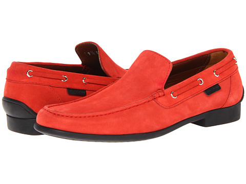 Pantofi A. Testoni - M80314SZM - Suede Apricot