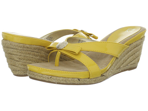 Sandale Anne Klein New York - Poisy - Yellow Patent