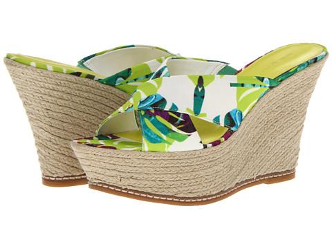 Sandale Nine West - Dashall - Green Multi Fabric