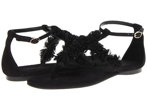 Sandale Nine West - Kirna Zabete - Seashell - Black Suede