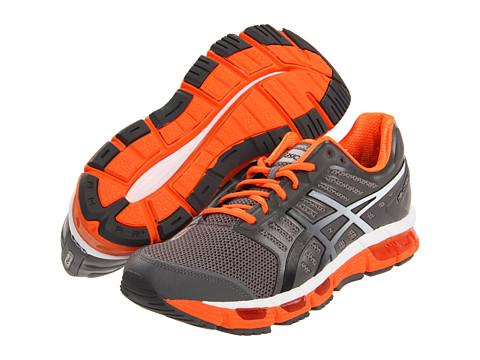 Adidasi ASICS - GEL-Cirrus33â⢠- Storm/Black/Electric Orange
