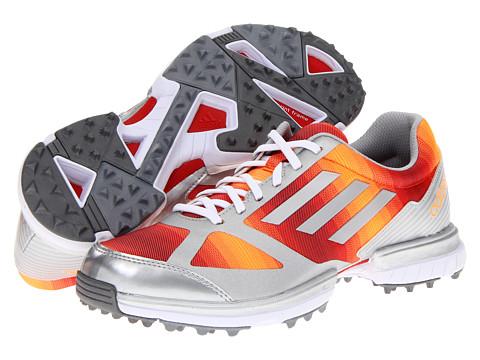 Adidasi adidas - adiZERO Sport - Zest/Metallic Silver/Vivid Red