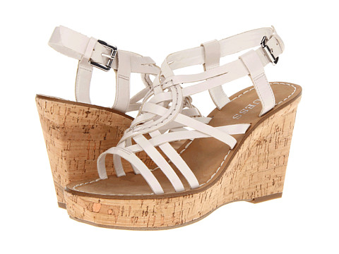 Sandale GUESS - Yarkena - Ivory Leather