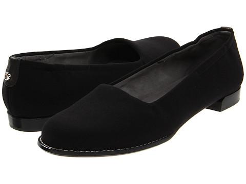 Pantofi Stuart Weitzman - Gottagive - Black Microstretch