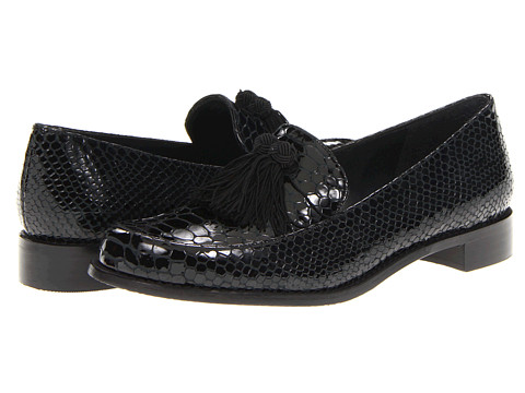Pantofi Stuart Weitzman - Tassafras - Black Crystal Snake