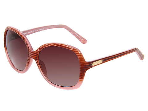 Ochelari Lilly Pulitzer - Coconut Grove - Gradient Feathered Brown Pink/Gradient Brown
