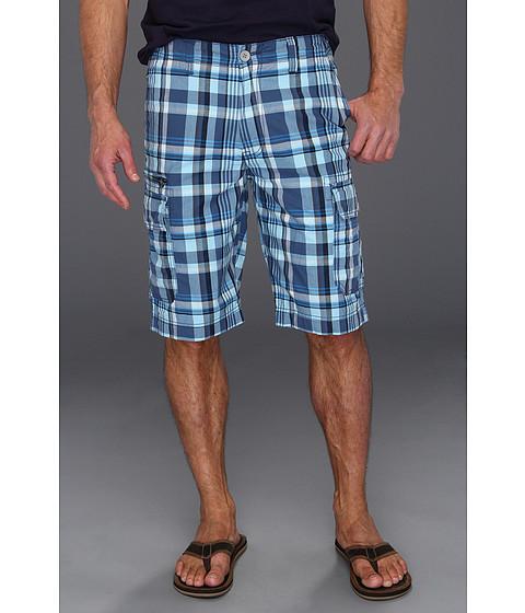 Pantaloni Calvin Klein - Infinite Plaid Short - Twilight Shade