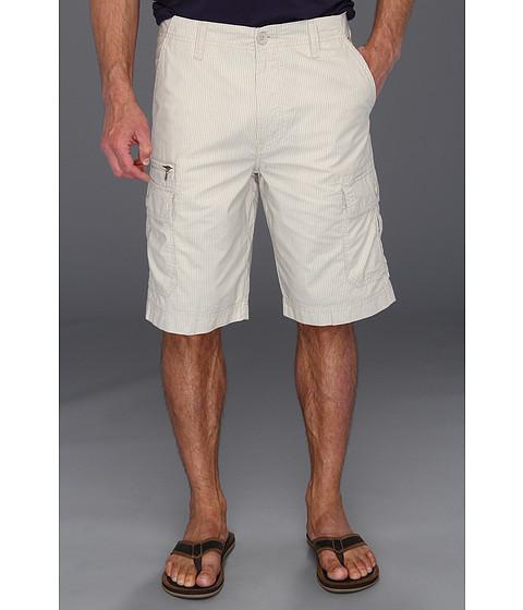 Pantaloni Calvin Klein - Infinite Stripe Short - Thick Fog