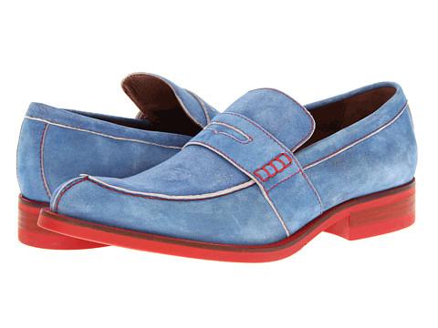 Pantofi Donald J Pliner - Evana - Jean Suede