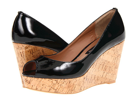 Pantofi Steven by Steve Madden - Favvorr - Black Patent