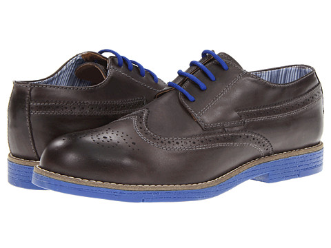 Pantofi Steve Madden - Jazzman - Black Leather