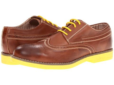 Pantofi Steve Madden - Jazzman - Tan Leather