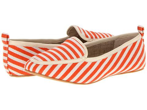 Balerini Fitzwell - Addison Flat - Burnt Orange/Bone