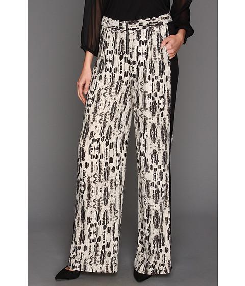 Pantaloni BCBGMAXAZRIA - Rasha Trouser - Black Combo