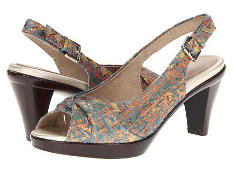 Pantofi Bella-Vita - Whim - Mayan Print