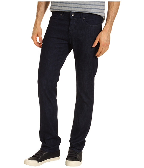 Blugi KR3W - Slim Denim in Dark Blue - Dark Blue