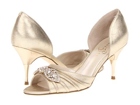 Pantofi Ivanka Trump - Nanci - Platinum Suede