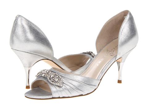 Pantofi Ivanka Trump - Nanci - Silver Suede
