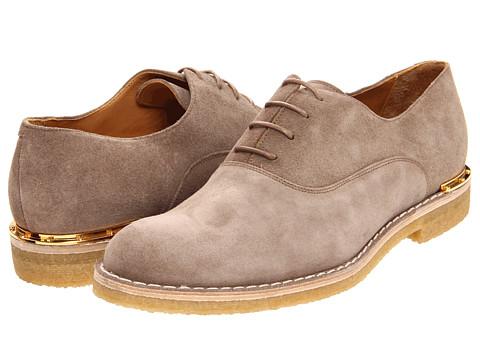 Pantofi Marc Jacobs - Suede Buck - Putty