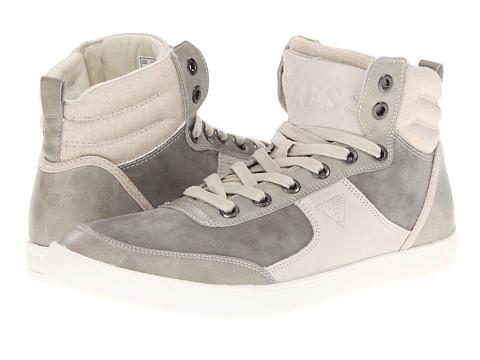 Adidasi GUESS - Jefferson - Grey