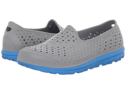 Adidasi SKECHERS - H2 GO - Charcoal/Turquoise